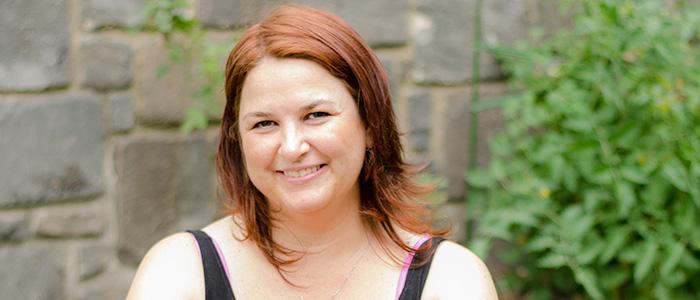 Amanda Roberts - Kinesiologist and Yoga Teacher