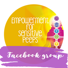 Facebook group - Empowerment for Sensitive Peeps - - Amanda Roberts | Kinesiologist, Liquid Crystals, Sound Therapy, Yoga & Meditation | St Kilda, VIC, Australia