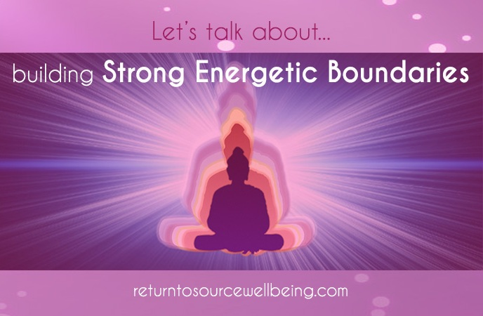 How to build strong energy boundaries