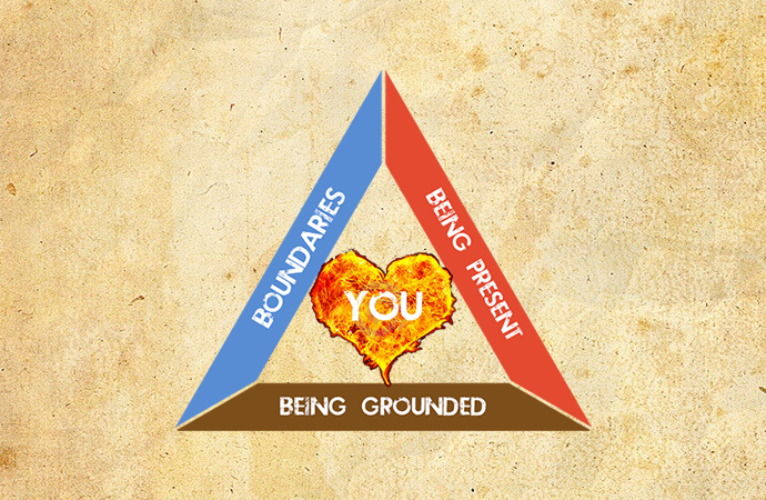"On Being Present, Grounde & Having Good Boundaries"" is locked On Being Present, Grounded & Having Good Boundaries"