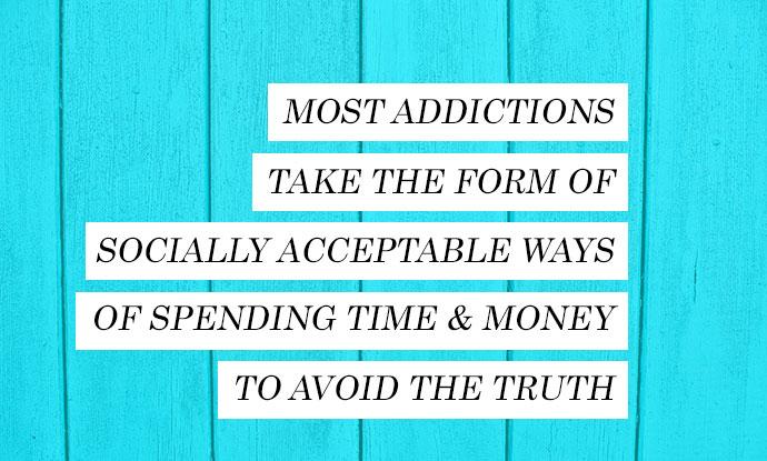 On addiction