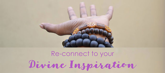 Reconnect to your Divine Inspiration workshop